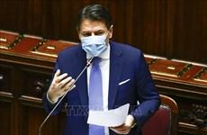 Italy: Thủ tướng Giuseppe Conte chính thức đệ đơn từ chức