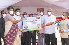 Ấn Độ tặng vắcxin ngừa COVID-19 cho Sri Lanka và Bahrain