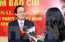Đổi mới sáng tạo là thời cơ cho giáo dục Việt Nam 'cất cánh'