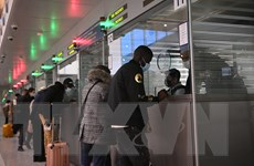 EU siết chặt quy định nhập cảnh đối với du khách ngoài khối