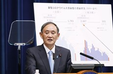 Nhật Bản gia hạn tình trạng khẩn cấp để giảm áp lực cho hệ thống y tế