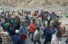 Thảm họa vỡ sông băng ở Ấn Độ, hàng trăm người thiệt mạng và mất tích