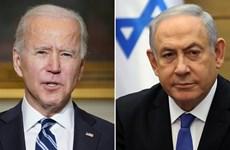 Tân Tổng thống Mỹ lần đầu điện đàm với Thủ tướng Israel
