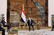 Ai Cập muốn hỗ trợ chính phủ mới của Libya duy trì sự ổn định