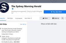Australia đàm phán trực tiếp với Zuckerberg về vấn đề chia sẻ tin tức
