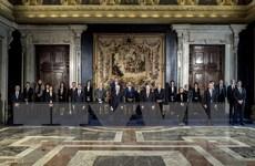 Hạ viện Italy bỏ phiếu tín nhiệm chính phủ của Thủ tướng Draghi