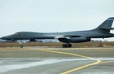 Mỹ lần đầu tiên triển khai máy bay ném bom B-1 đến Na Uy