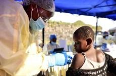 Guinea phát động chiến dịch tiêm phòng dịch bệnh Ebola
