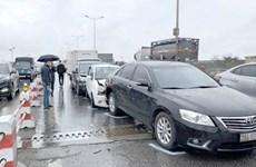 Hà Nội nghiên cứu tổ chức lại giao thông trên cầu Thanh Trì
