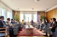 Thúc đẩy tiềm năng hợp tác kinh doanh giữa Việt Nam và Thụy Sĩ