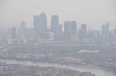 Tòa án châu Âu yêu cầu Anh giải quyết tình trạng ô nhiễm không khí