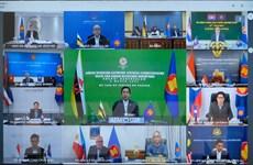 ASEAN thông qua 13 ưu tiên của Brunei về hợp tác kinh tế