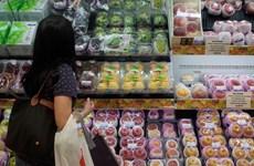 Nhật Bản mong muốn chấm dứt lệnh cấm nhập khẩu thực phẩm từ Fukushima