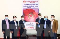Nhiều tỉnh, thành phố ủng hộ Hải Dương phòng chống dịch COVID-19