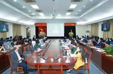 Hội nghị báo cáo viên các tỉnh ủy, thành ủy, đảng ủy trực thuộc TƯ