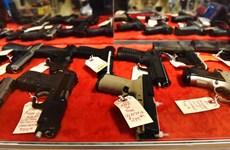 Hạ viện Mỹ thông qua các dự luật về kiểm soát súng đạn