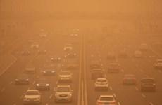 Trung Quốc: Không khí độc hại tiếp tục 'tàn phá' Bắc Kinh
