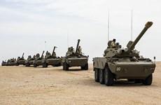 Xuất khẩu vũ khí trên toàn cầu lần đầu chững lại sau hơn một thập kỷ