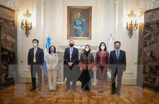 Argentina thúc đẩy hợp tác với các nước thành viên ASEAN