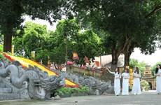 Phục dựng điện Kính Thiên, hoàn trả 'hồn cốt' Hoàng thành Thăng Long