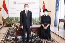 Indonesia và Singapore hợp tác phục hồi kinh tế hậu đại dịch