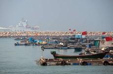 Canada lên án hành động của Trung Quốc tại Biển Đông