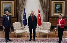 EU sẵn sàng hợp tác với Thổ Nhĩ Kỳ về kinh tế và vấn đề di cư
