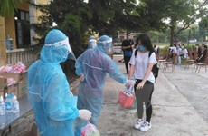 Việt Nam có thêm 1 ca mắc mới COVID-19 được cách ly ngay