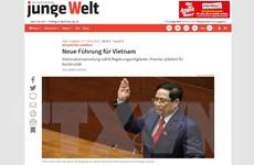 Báo Đức đánh giá cao các nhà lãnh đạo mới của Việt Nam