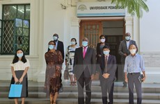Việt Nam và Mozambique tăng cường hợp tác về giáo dục
