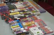 Sơn La phát hiện cơ sở kinh doanh thuốc lá điện tử không rõ nguồn gốc
