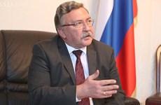 Nga đánh giá tích cực các cuộc đàm phán hạt nhân Iran