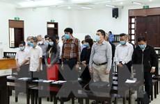 Vụ Gang thép Thái Nguyên: Luật sư xin đổi tội danh cho các bị cáo