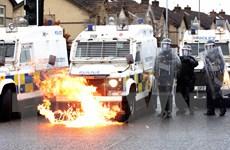 Anh: Bạo loạn tại Bắc Ireland chưa có dấu hiệu lắng xuống