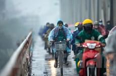 Bắc Bộ mưa dông nhiều nơi, đề phòng thời tiết nguy hiểm
