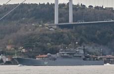 Hải quân Nga triển khai thêm tàu chiến tới Biển Đen