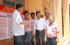 Đà Nẵng tổ chức kiểm tra, giám sát công tác chuẩn bị bầu cử