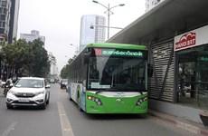 Những bất cập trong hệ thống xe buýt nhanh BRT Hà Nội