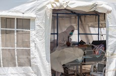Philippines vượt qua mốc 1 triệu bệnh nhân mắc COVID-19