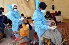 Hơn 40 quốc gia cam kết giúp đỡ Ấn Độ phòng chống dịch