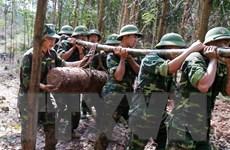 Quốc tế hoan nghênh Việt Nam tổ chức phiên họp về rà phá bom mìn