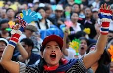 Thượng viện Thái Lan bác dự luật ân xá gây tranh cãi