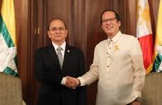 Philippines và Myanmar ký kết các thỏa thuận hợp tác