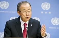 Ông Ban Ki-moon kêu gọi thế giới nỗ lực chống tham nhũng