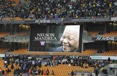 Lễ quốc tang cố Tổng thống Nam Phi Nelson Mandela