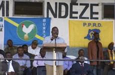 CHDC Congo ký thỏa thuận hòa bình với phiến quân M23