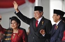 Tỷ lệ ủng hộ đảng DP cầm quyền ở Indonesia xuống dưới 10%