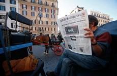 Dân Italy quan tâm đến thời sự trong nước hơn thế giới