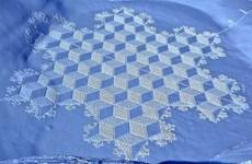 Chùm ảnh ấn tượng về nghệ thuật tạo hình trên tuyết