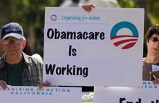ObamaCare tiến triển khả quan trong ngày đầu năm 2014